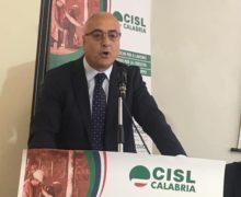 Tonino Russo, Segretario generale Cisl Calabria: la Cisl calabrese è orgogliosa per l'elezione all'unanimità di Gigi Sbarra a Segretario generale del sindacato da parte del Consiglio Confederale