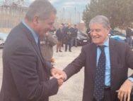 """Agostinelli scrive e Aponte risponde: """"si all'inizio del reintegro dei portuali della Gioia  Tauro Port Agency"""""""