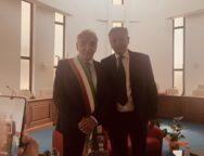 Cittadinanza onoraria ad Andrea Agostinelli, commissario straordinario dell'autorita' portuale di Gioia Tauro