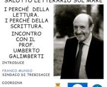 Trebisacce, Il Prof Umberto Galimberti ospite della rassegna letteraria libri di amare