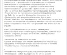 Ndrangheta: Klaus Davi, dichiarazioni Paolo Pitasi ambigue e stranamente assolutorie verso cosca serraino