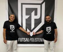 FUTSAL POLISTENA Luigi Guido è il nuovo team manager