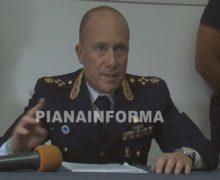 Conferenza Stampa del Dott. Diego Trotta sugli arresti a Gioia tauro