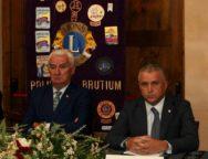 Il  Dott Giuseppe Zampogna alla guida del Lions  club  Polistena Brutium per l'anno sociale 2020-2021