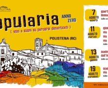 Popularia anno zero: A Polistena un arcobaleno di colori e cultura nati dal basso