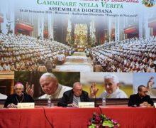 """""""Camminare nella verità"""", un'assemblea diocesana dal clima sinodale"""