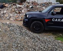 Reggio Calabria – In un terreno adibito illecitamente a discarica, venivano smaltiti, tramite incendio, anche rifiuti pericolosi. Arrestati in flagranza di reato i due responsabili.
