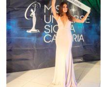 Gioia Tauro, Claudia Dito Miss Universo 2020