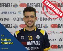 lamezia, Stefano Mancuso ancora in gialloblu!
