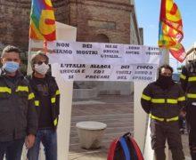 L'Italia brucia e si allaga ed i precari dei vigili del fuoco sono a spasso!