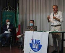 Reggio elezioni Comunali: Rubens Curia ha incontrato Lina Lizzio Klaus Davi e Nico Pangallo