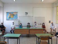 Al Rechichi si riparte in sicurezza: lezioni in presenza per prime e quinte classi il Dirigente Morabito: «Potenziata la strumentazione per la didattica digitale a distanza»