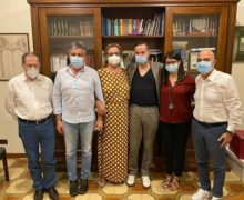 Elezioni Comunali: Klaus davi e Nico Pangallo incontrano i Sindacati