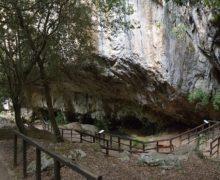 Novità sull'arte rupestre preistorica del Riparo del Romito a Papasidero