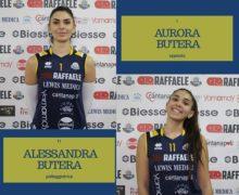 Raffaele Lamezia Pallavolo, le sorelle Butera in gialloblu