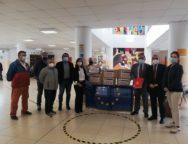 Polistena, donazione agli studenti dalla fondazione Girolamo Tripodi