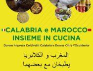 Coldiretti Calabria: interscambio in cucina rafforza l'integrazione e l'accoglienza. Iniziativa Coldiretti Donne Impresa e Cooperativa Donne Oltre l'Occidente