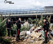Villa San giovanni, denunciate 4 persone per gestione illecita e abbandono dei rifiuti