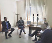 POLISTENA : 500 tamponi rapidi in ospedale donati dall'Amministrazione Comunale