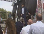 Taurianova, Salvini incorona Biasi Sindaco