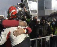 Il pilota calabrese Simone Iaquinta campione italiano  della Porsche Carrera Cup Italia per il secondo anno consecutivo!