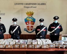 Locri, arrestati con 17 KG di cocaina e oltre 5 milioni di euro in contanti (VIDEO)