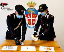 Taurianova, tenta fuga con monopattino dopo aver acquistato cocaina, arrestato insieme ai due spacciatori
