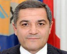 Il Pres. del Consiglio Regionale Gianni Arruzzolo augura buon lavoro al commissario della Sanita' Guido Longo