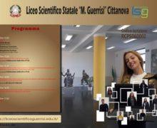 """L'orientamento ai tempi del Covid : """"VIRTUAL OPEN DAY"""" al Liceo Guerrisi di Cittanova"""