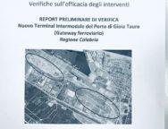 Agenzia per la coesione territoriale: E' positiva la performance dell'autorita' portuale nei tempi di attuazione del Geteway Ferroviario
