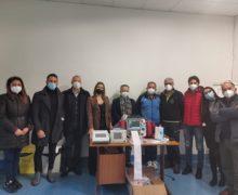 Taurianova, l'azienda Biomatrix consegna all'Usca apparecchiature elettromedicali