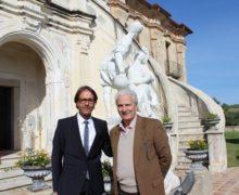La sezione dimore storiche de le Muse ricorda la figura di Sergio Caristo proprietario della storica Villa