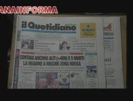 Rassegna Stampa Lunedi' 11 Gennaio 2021
