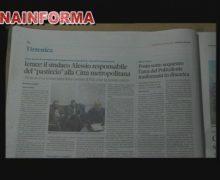 Rassegna Stampa Venerdi' 15 Gennaio 2021