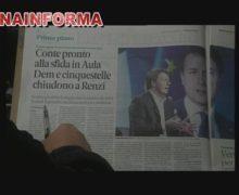 Rassegna Stampa Lunedi' 18 Gennaio 2021