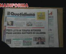 Rassegna Stampa Lunedi' 25 Gennaio 2021