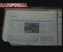 Rassegna Stampa Mercoledi' 27 Gennaio 2021