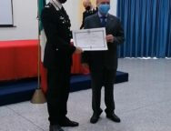 Conferita al Luogotenente C. S. Gaetano Vaccari dal Presidente della Repubblica Sergio Mattarella la Medaglia Mauriziana