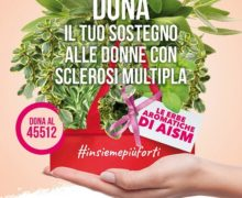 Campagna contro la sclerosi multipla dello chef Emanuele Mancuso