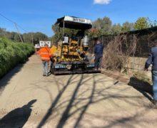 Rizziconi, lavori di messa in sicurezza delle strade comunali