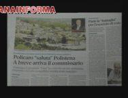 Rassegna Stampa Venerdi' 19 Febbraio 2021