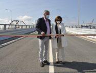 Gioia Tauro, inaugurazione nuova viabilita' portuale