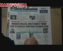 Rassegna Stampa Lunedi' 1 Marzo 2021