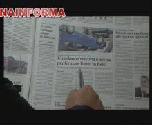 Rassegna Stampa Mercoledi' 3 Marzo 2021
