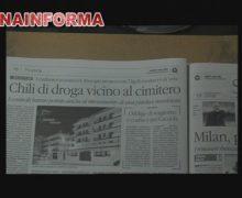 Rassegna Stampa Lunedi' 8 Marzo 2021
