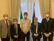 Brogli Reggio Calabria, delegazione della Lega ricevuta al Ministero degli Interni