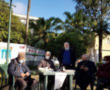 """Polistena, l'Associazione """"Progetto Citta' della Piana"""" illustra il flash-mob che fara' all'ospedale"""