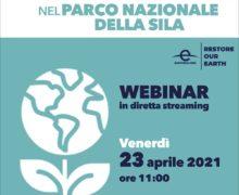 Un webinar sulla sostenibilità firmato Ente Parco Nazionale della Sila, Destinazione Sila e Coldiretti Calabria per celebrare la Giornata Mondiale della Terra