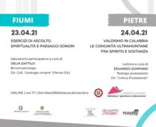 """Biblioteca delle comunità """"Gianfranco Labrosciano"""": due incontri per parlare di territorio, arte e cultura con Delia Dattilo e Eduardo Zumpano"""