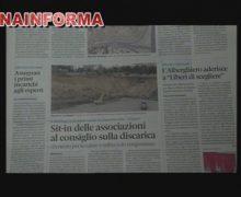 Rassegna Stampa Mercoledi' 14 Aprile 2021